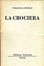 Virginia Woolf = LA CROCIERA BUR 995-998