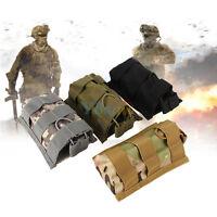 MOLLE Tactics Signal Open  Rifle Pistol Mag Pouch Magazine Bag