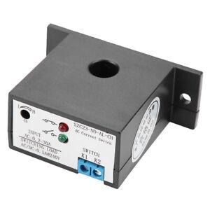 IP30 Einstellbar Strommessschalter Normaler Offener Current Sensing Switch ☆✿