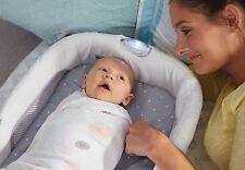 Portable Baby Bassinet Newborn Sleeper Bed Nursery Furniture Infant Crib Cradle