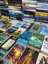 Fiction / Novels Book Joblot 40-50+ Books Bundle - FREE SHIPPING