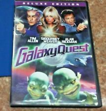 Galaxy Quest (Deluxe Edition) Dvd