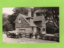 Silent Pool Albury Nr Guildford Motor car RP pc unused SLW Ref D633