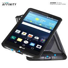 [20pcs/lot] For LG G Vista 2 Case Poetic Protective Bumper Cover-【Affinity】Black