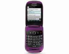 Blackberry 9670 Sprint Flip Cell Phone USED GOOD PURPLE