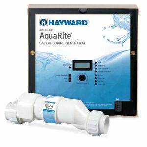 Hayward W3AQR15 AquaRite Electronic Salt Chlorination System
