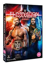 WWE Elimination Chamber 2021 [DVD] *NEU* DEUTSCH Deutscher Kommentar No Escape