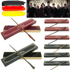 Harry Potter zauberstab Magic Wand Hermine Cosplay Weihnachten Geschenk Box DE