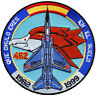 Parche Mirage F1 Ejército Aire España Spanish Air Force Military Patch Army