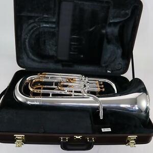 Yamaha Model YEP-842S Custom Professional Euphonium SN 515406 SUPERB