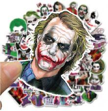 50PCS joker Joaquin Stickers for phones laptop skateboard cars Motorcycle