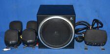 Logitech Z-640 5.1 Surround Speaker System For PC