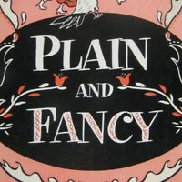 Plain and Fancy Program and Playbill 1955 Richard Derr Barbara Cook Shirl Conway