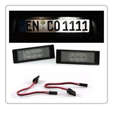 2 MODULE LED PLAQUE A 3 LED LUXEON BMW SERIE 1 & 6 E81 E87 E63 E64 F20