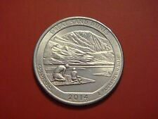 2014 US - 25 Cents 2014 P - Great Sand Dunes -World Coins