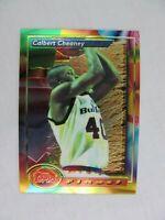 Calbert Cheaney Washington Bullets 1994 Topps Finest Basketball Card 84