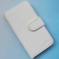 For SKY Devices Platinum Series--Folder Flip Folio PU Leather Case Cover 4G LTE
