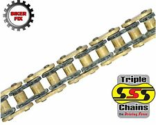 Yamaha XT660 R 12 SSS GOLD Heavy Duty O-Ring Chain