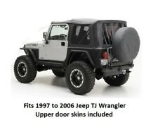 Jeep Replacement Soft Top with Tinted Windows for 97-06 Jeep TJ Wrangler