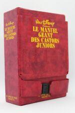 """BD / Livre / Walt Disney """" Le Manuel Géant des Castors géants """" 1976 / 1992 TBE"""