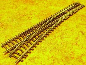 MARKLIN HO scale ~ LH TURNOUT #22715 ~ used K-TRACK auction #20
