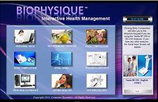 BioPhysique Health Management Software, Tanita & Other Analyzers - Healthware