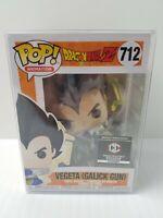 Funko Pop Dragon Ball Super : Vegeta (Galick Gun) #712 Chalice Collectibles EXC