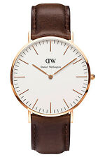 Daniel Wellington St Mawes 40mm Men's Watch Gold 0106dw