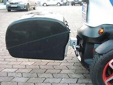 Heckträger Box Pizzabox Ergolinebox für Anhängerkupplung für Twizy Quad ATV