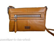 Fossil Damen Handtasche Tasche Umhängetasche Schultertasche Crossbody braun