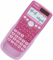 Casio FX85GTPLUS/PK Scientific Calculator - Pink