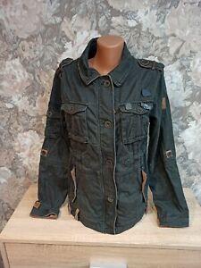 Naketano Women's winter  jacket black Color size L