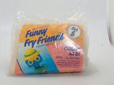 Vintage McDonalds Happy Meal Toy Toys Fry Guy Set 5 Tracker Safari Snake MIB NEW