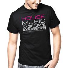 House Music | Groove | Funk | Funky | Club | DJ | Music | Musik | S-XXL T-Shirt