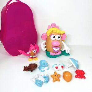 Mrs Potato Head Mermaid Story Pack with Case Playskool (Hasbro)