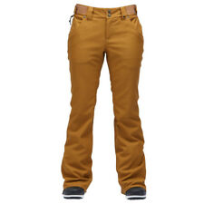 2019 NWT WOMENS AIRBLASTER MY BROTHERS PANT $190 M Camel snow