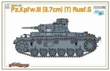 DRAGON  GERMAN SD.KFZ.141 PZ.KPFW III 3.7 cm (T) AUSF G Scala 1/35 Cod.6765