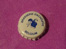 BEER Bottle Crown Cap ~*~ Brasserie Chouffe D'Achouffe Biere D'Ardenne ~ BELGIUM