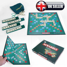 Scrabble Crossword Classic Traditional Board World Game Kids Adult Family