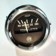 Water temperature gauge JAEGER ALFA ROMEO SPIDER DUETTO 105/115 UK original dash