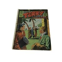 Terry and the Pirates Dell Four Color Comics #44 1944 Golden Age