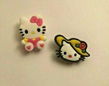 Hello Kitty PVC Shoe Charm Set of 2