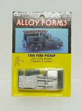 1956 Ford Pick Up Truck ALLOY FORMS Kit #H-2043 HO Scale New Old Stock