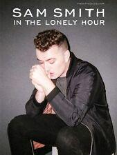 Sam Smith In The Lonely Hour Play Stay with Me LA LA LA Pop PIANO Music Book