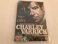 CHARLEY VARRICK WALTER MATTHAU JOHN VERNON DON SIEGEL RARE ORIGINAL [DVD]