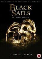 Black Sails Saison 4 Final Saison Neuf DVD Région 2