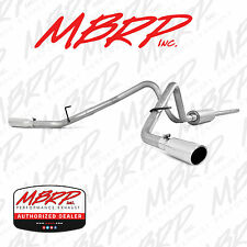 "MBRP S5204AL 3"" CAT BACK DUAL SPLIT EXHAUST KIT 2004-2008 FORD F-150 4.6L 5.4L"