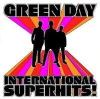 "GREEN DAY ""INTERNATIONAL SUPERHITS"" CD NEU"