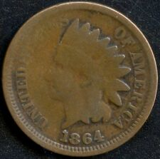 """1864 United States """"Indian Head"""" 1 Cent Coin"""