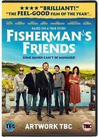 Fisherman's Friends 2019 DVD  (Danny Mays) PRE ORDER